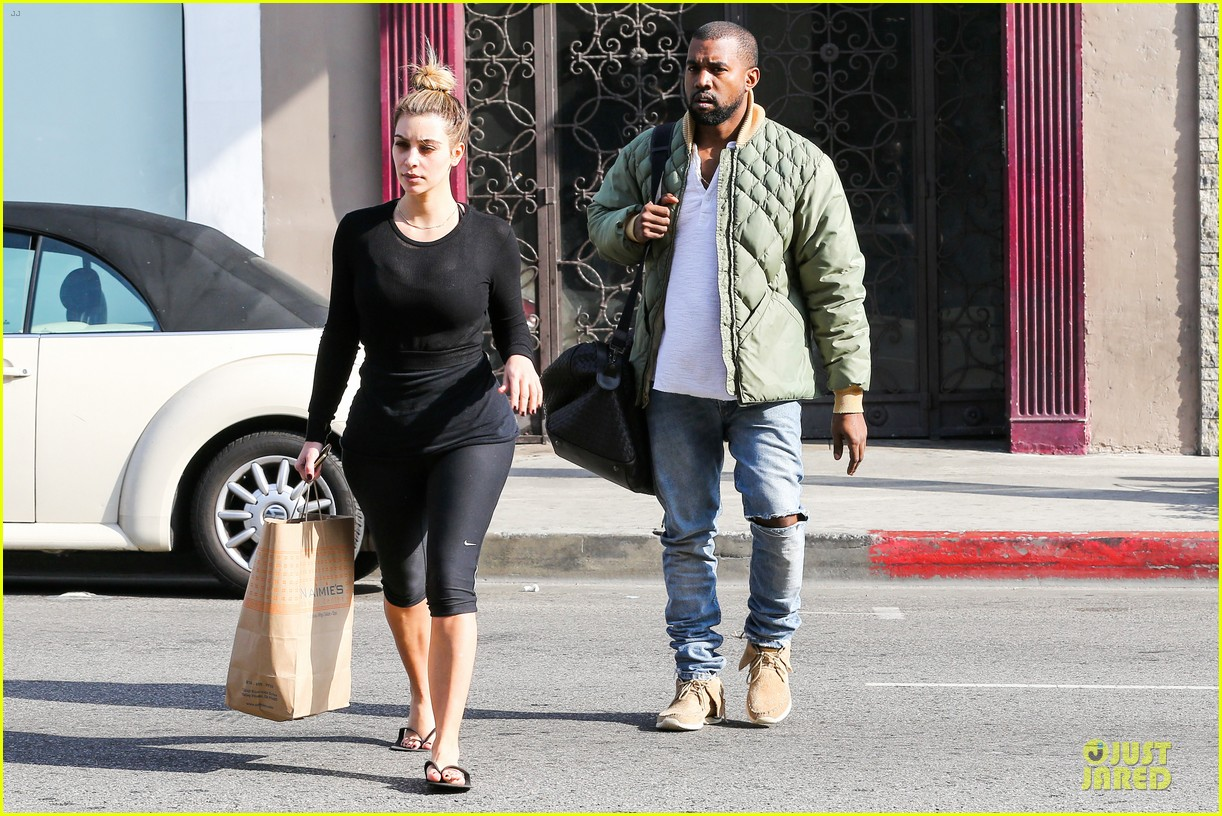 kim kardashian kanye weest shop together after new year 143022236