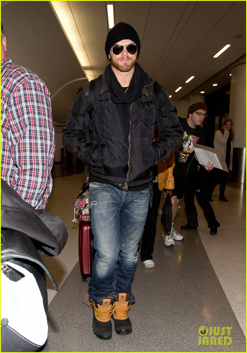 kellan lutz back in la after sundance 05