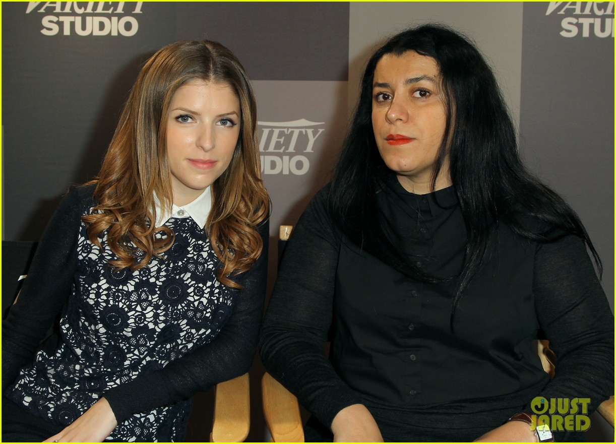 anna kendrick women at sundance brunch 03