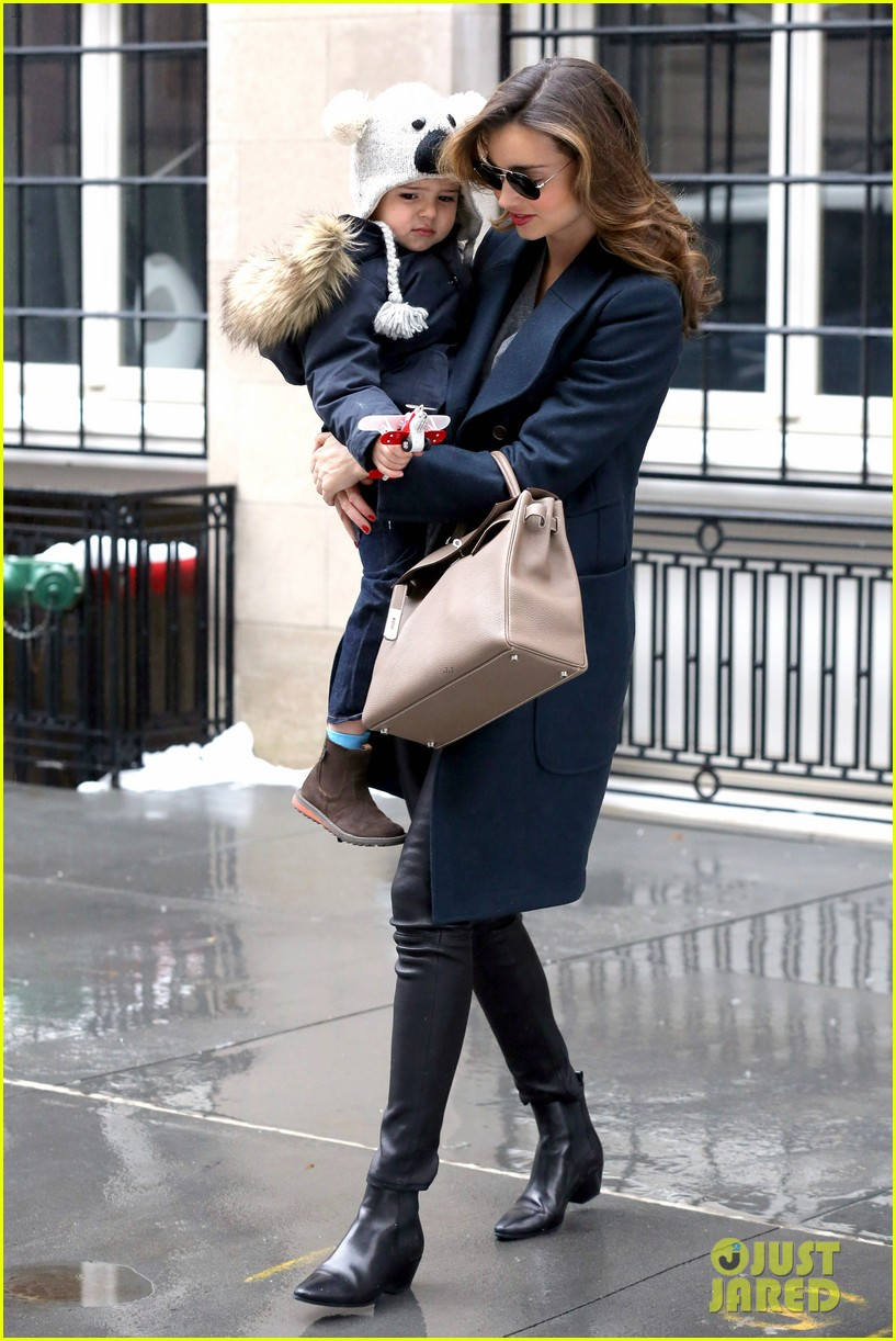 miranda kerr takes flynn to orlando blooms on his 3rd birthday 20