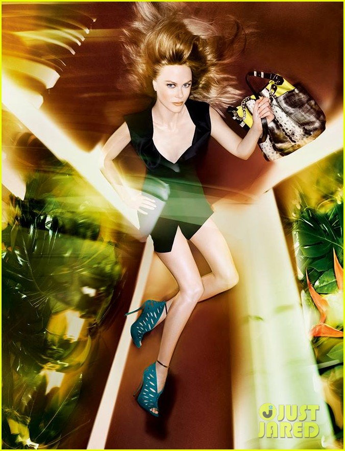 nicole kidman goes topless shows off torso for jimmy choo 01
