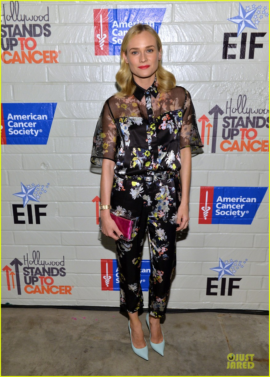 diane kruger joshua jackson hollywood stands up to cancer gala 053043204