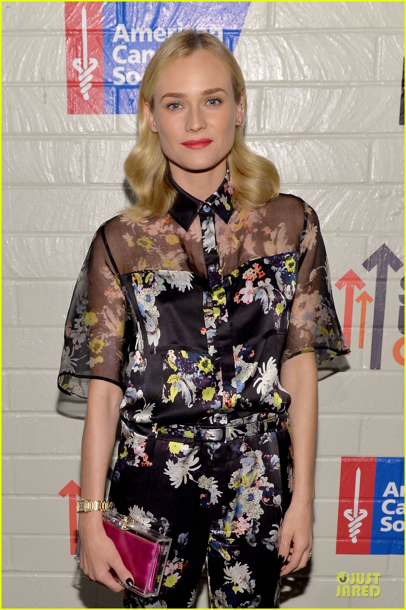 diane kruger joshua jackson hollywood stands up to cancer gala 13