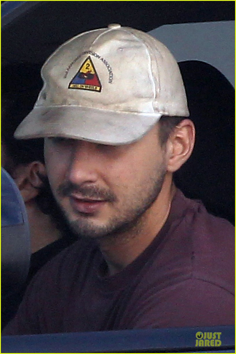 shia labeouf ends retirement with rock the kasbah 023045104
