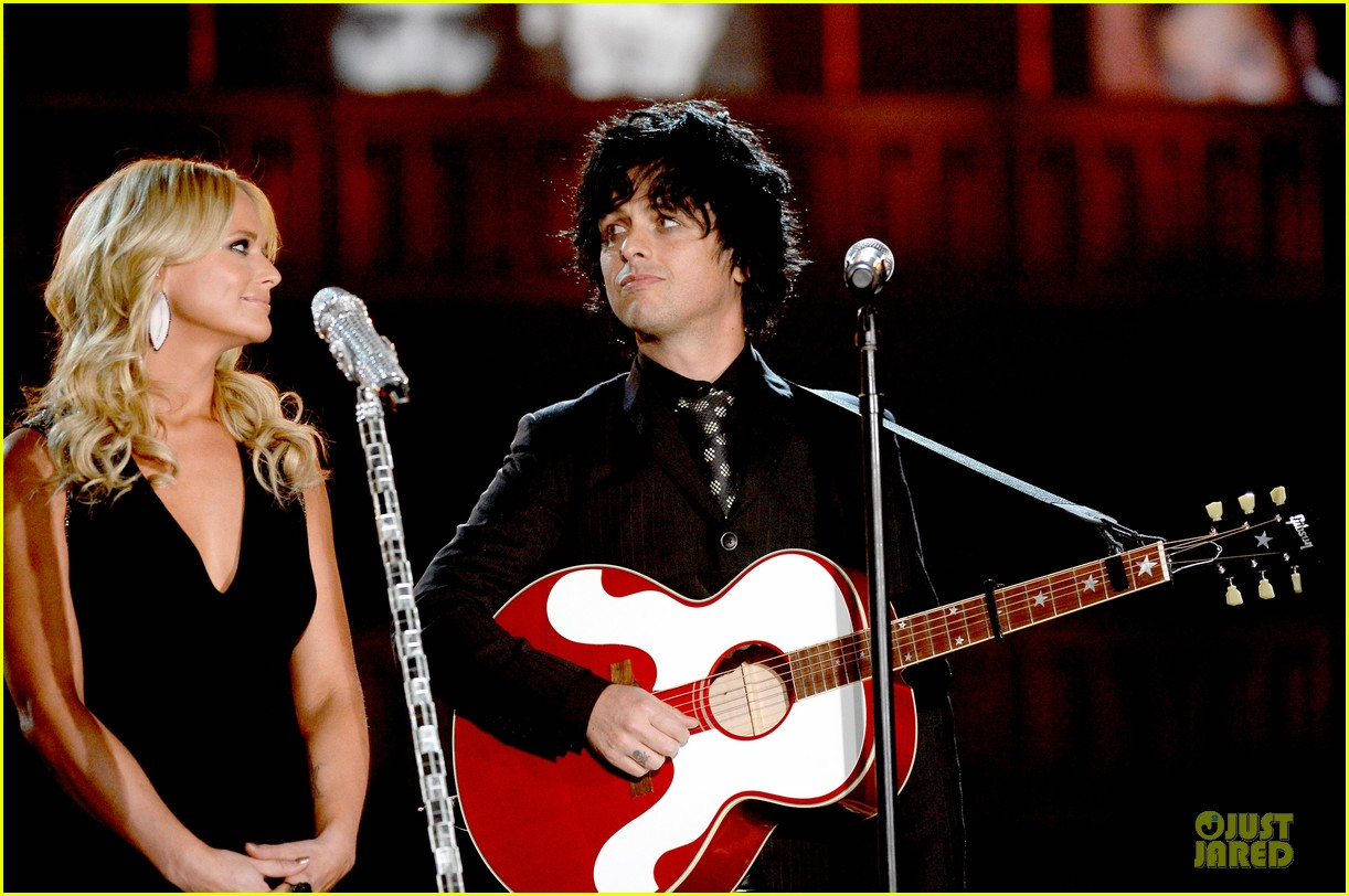 miranda lambert billie joel armstrong when i will be loved at the grammys 2014 video 07