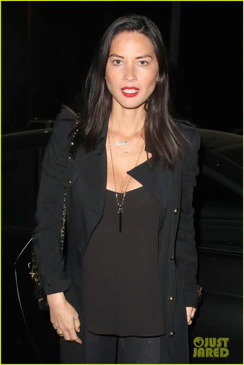 olivia munn adam lambert chateau marmont night out 02