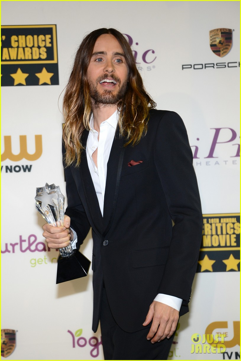 jared leto critics choice movie awards 2014 023033066