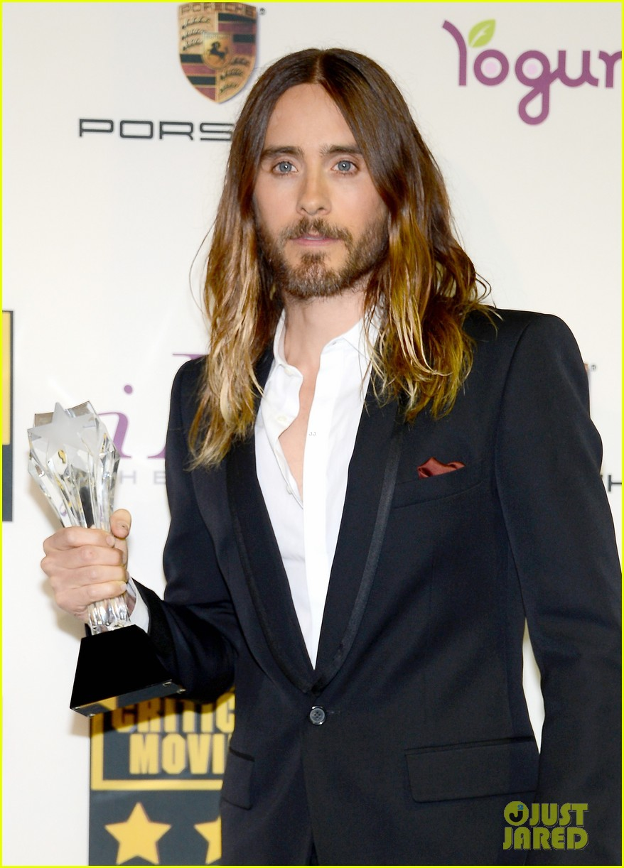jared leto critics choice movie awards 2014 033033067