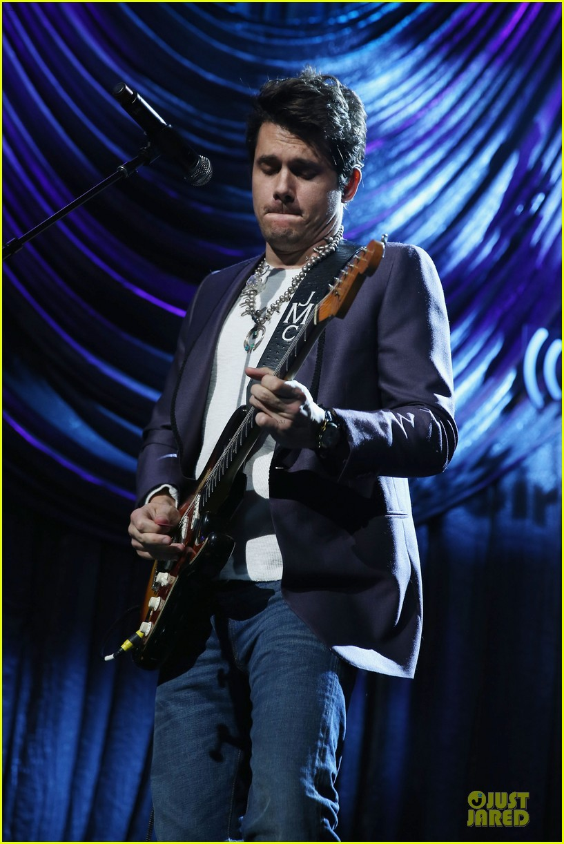 adam levine john mayer rockers at howard stern birthday bash 073045268