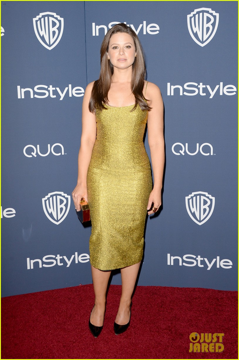 katie lowes bellamy young scandal at instyle golden globes party 2014 14