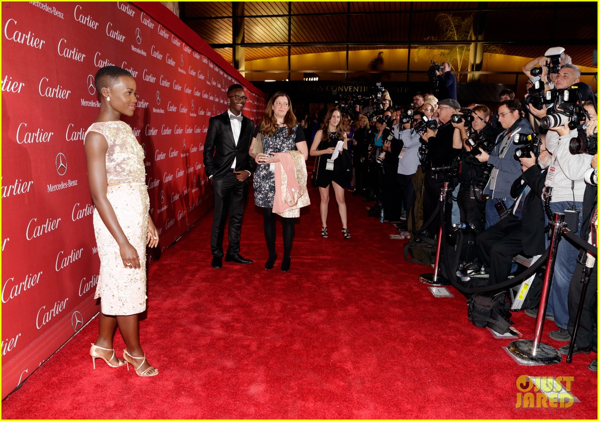 lupita nyongo chiwetel ejiofor palm springs film fest 2014 08