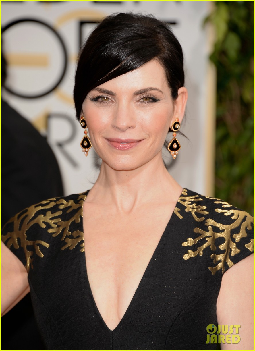 julianna margulies golden globes 2014 red carpet 04