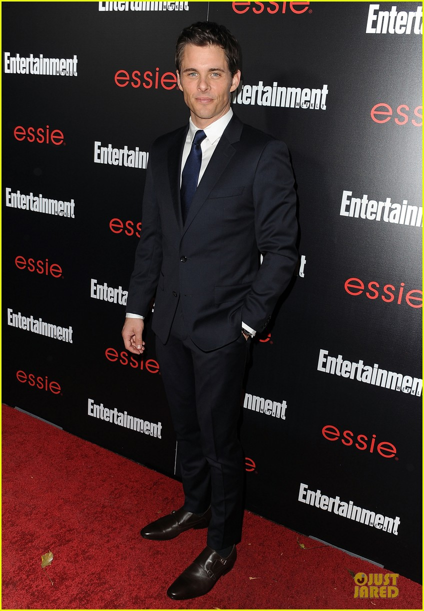 james marsden jessica szohr ew sag nominees party 19