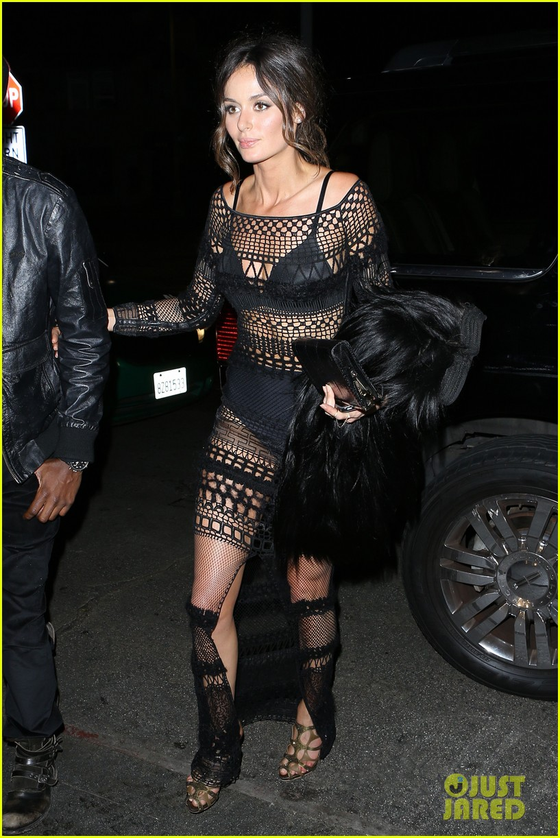chris martin grammys 2014 after party with gary clark jr 083041967