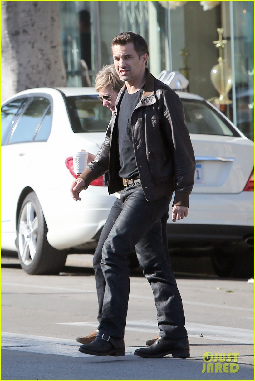 olivier martinez new years day with mother rosemarie 143021407