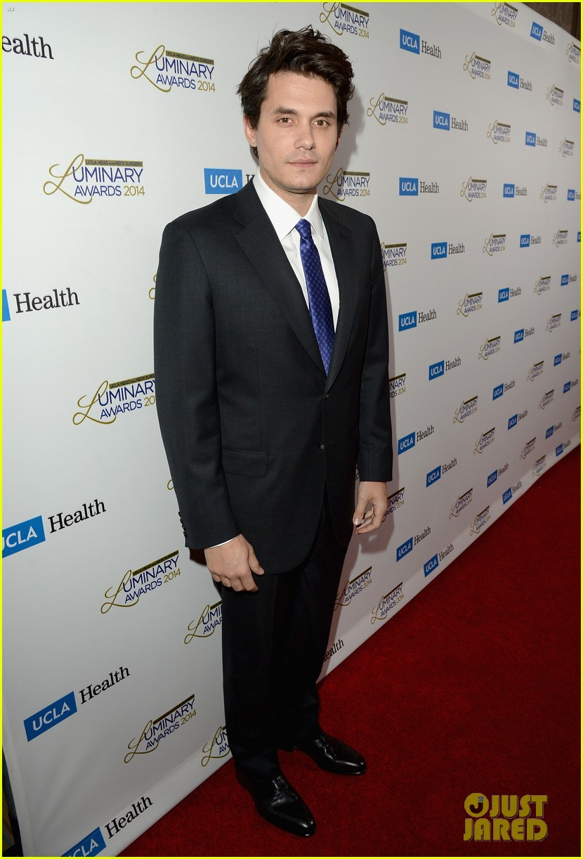john mayer celine dion ucla luminary awards 2014 11