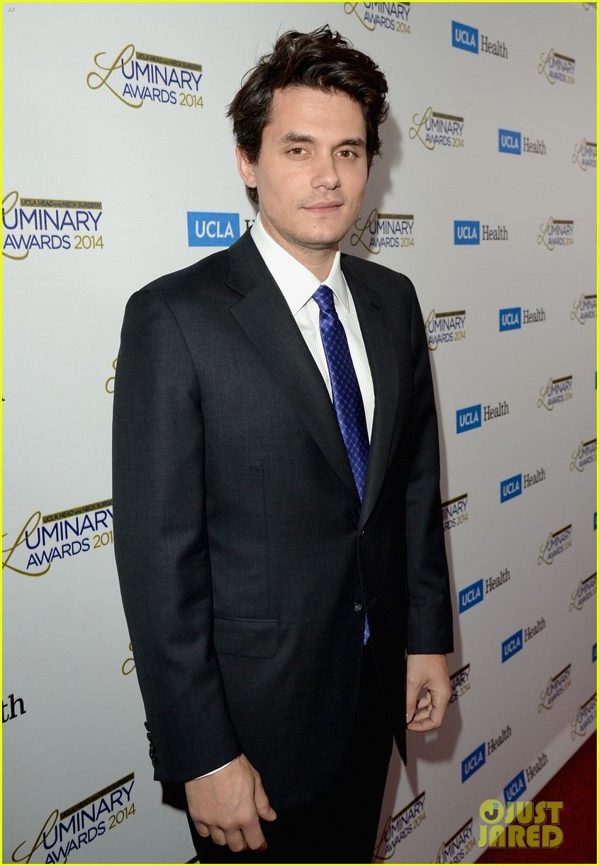 john mayer celine dion ucla luminary awards 2014 14