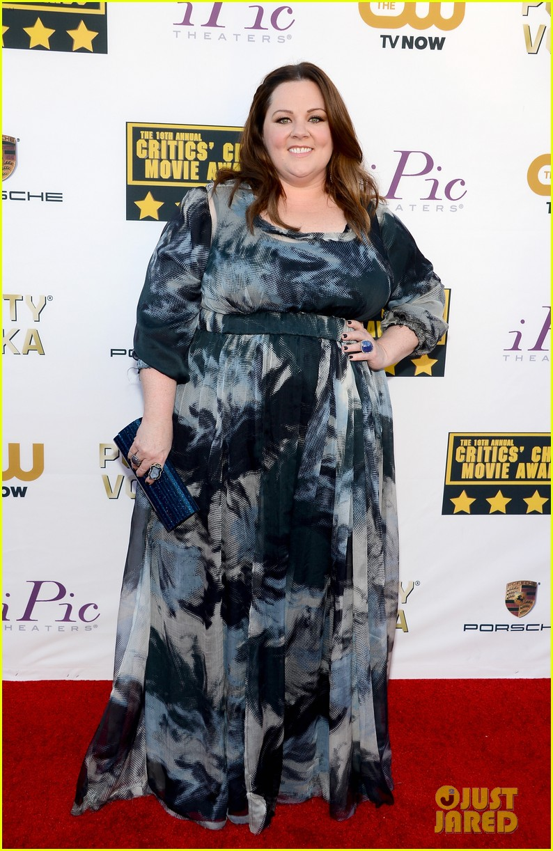 melissa mccarthy ben falcone critics choice awards 2014 033032930