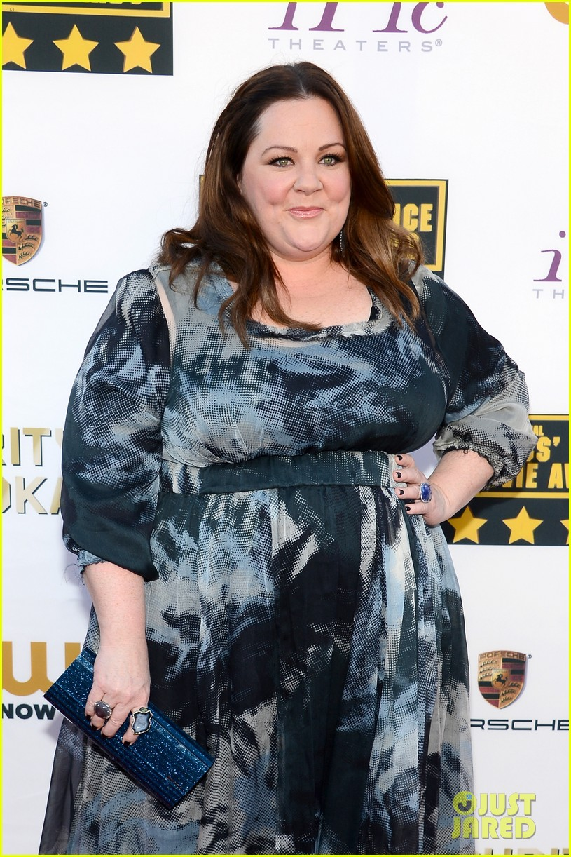 melissa mccarthy ben falcone critics choice awards 2014 093032936