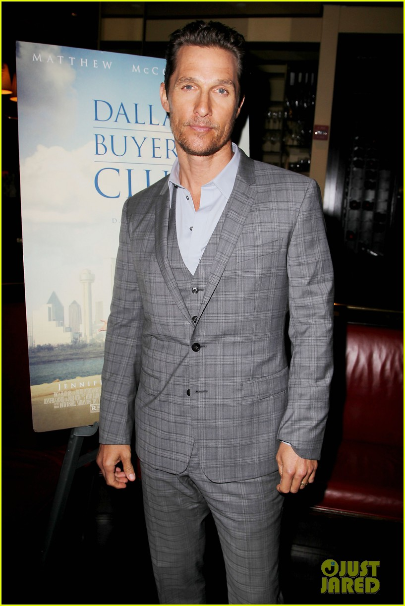 matthew mcconaughey jared leto dallas luncheon in nyc 16