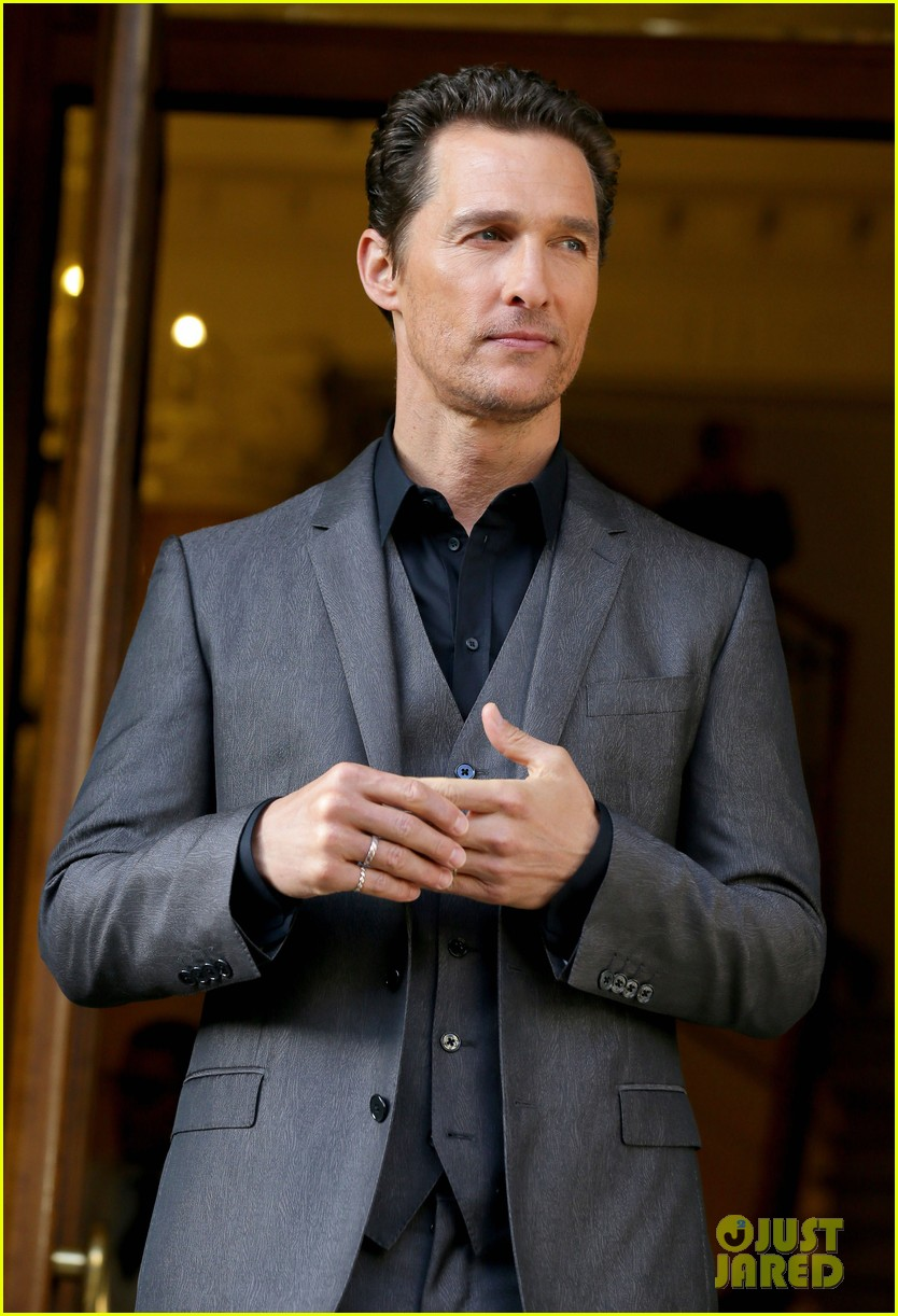 matthew mcconaughey dallas buyers club rome photo call 16
