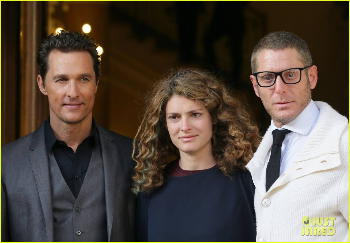 matthew mcconaughey dallas buyers club rome photo call 18