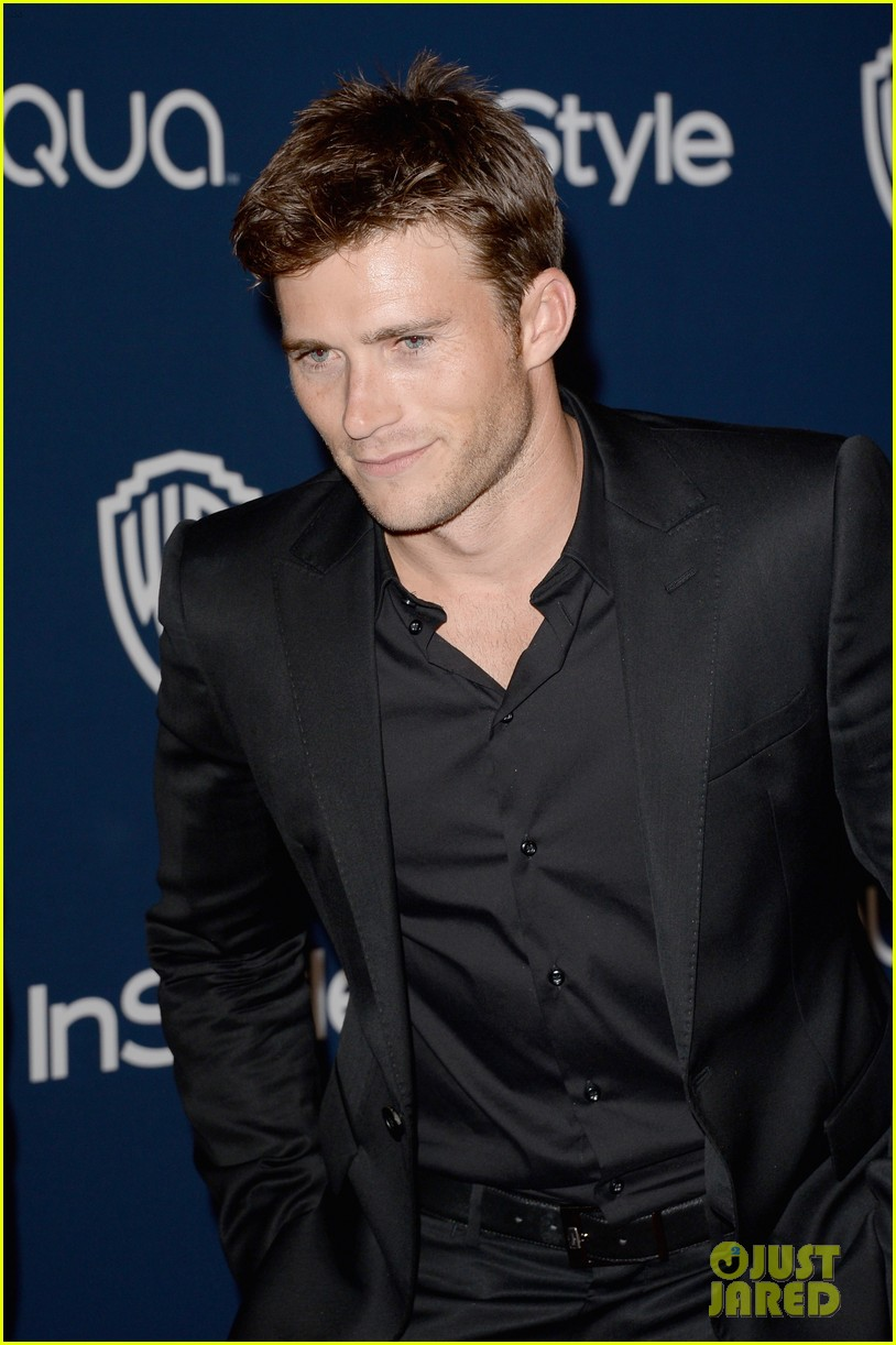 ben mckenzie scott eastwood instyle golden globes party 2014 113030295