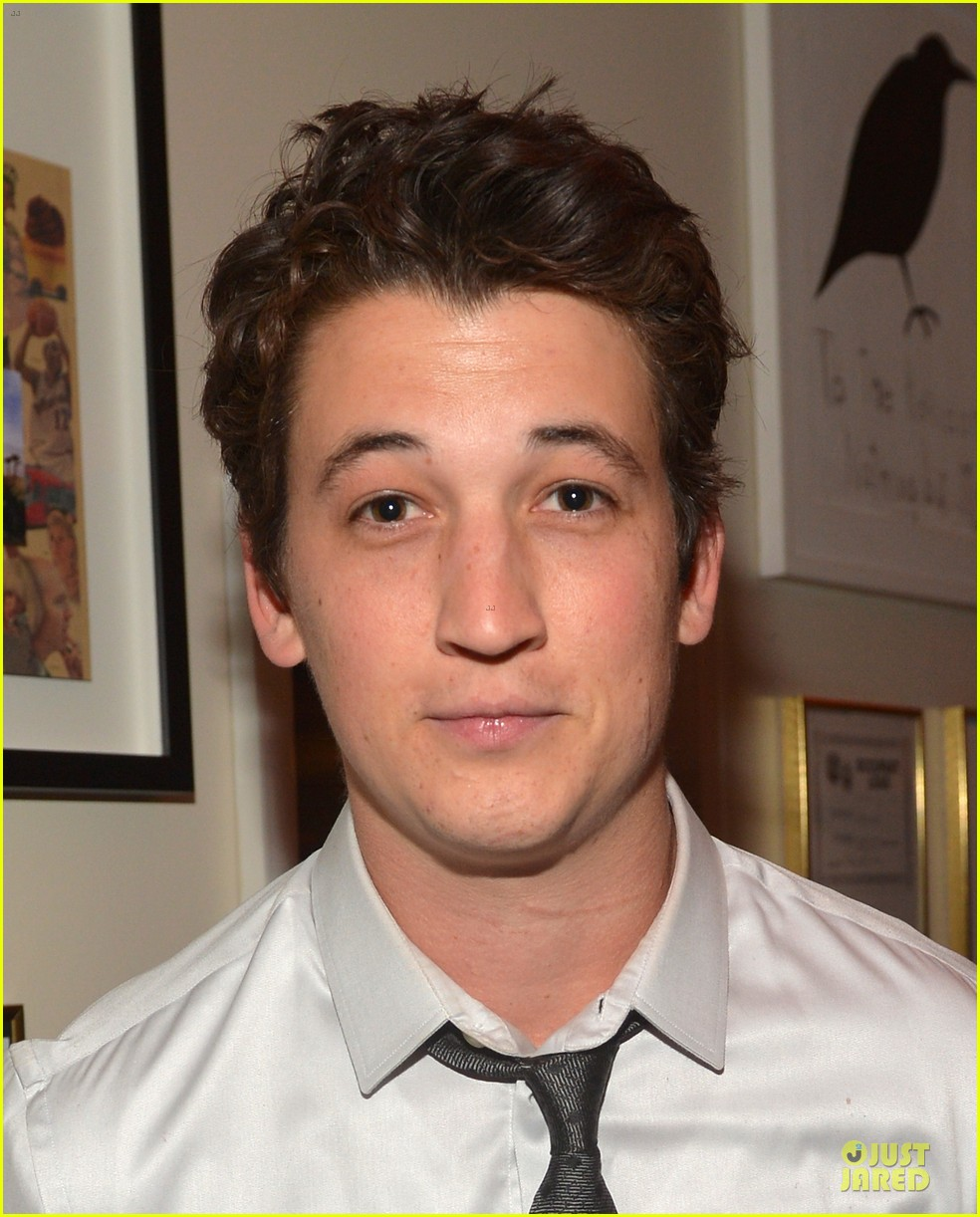 ben mckenzie miles teller warner music group grammys 2014 after party 063041760