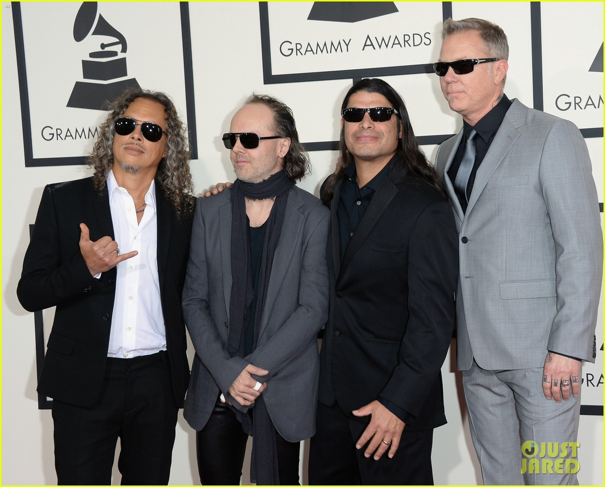 metallica one with lang lang at grammys 2014 video 06