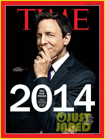 seth meyers covers time ahead of late night debut 01