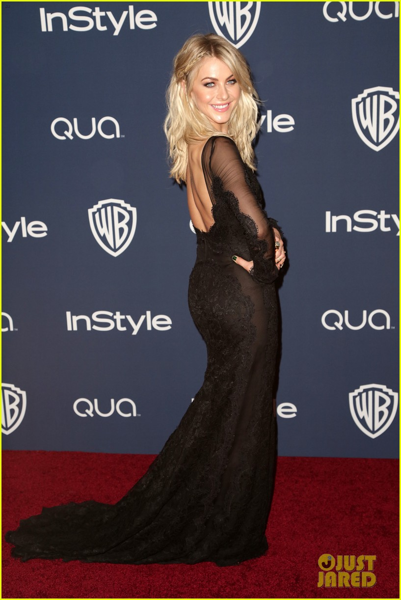 michelle monaghan julianne hough instyle golden globes party 2014 193030252