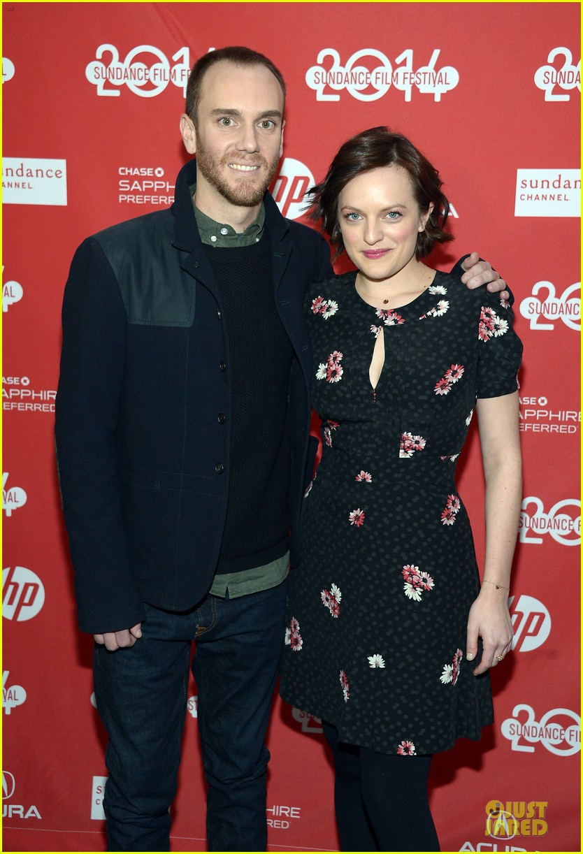 elisabeth moss mark duplass the one i love sundance premiere 173037490