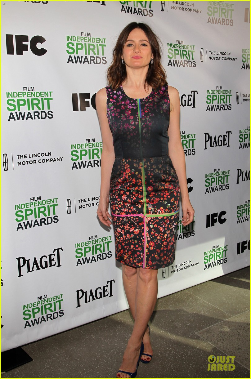 lupita nyongo emily mortimer spirit awards nominees brunch 11