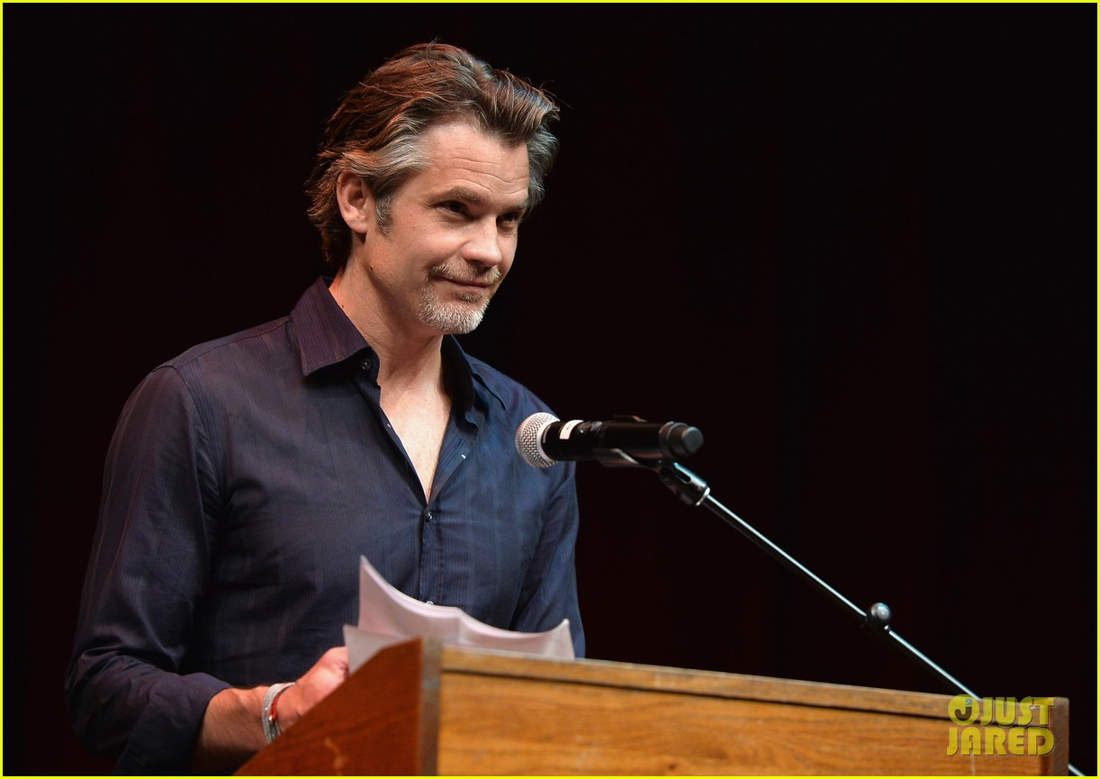 timothy olyphant carla gugino a tribute to elmore leonard 133037563