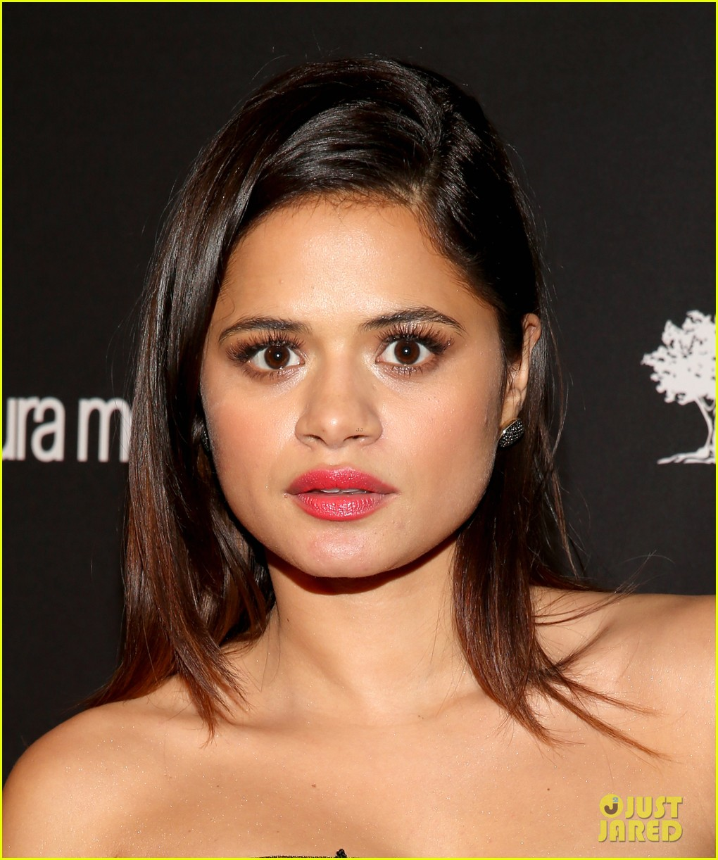 ahna oreilly melonie diaz weinstein golden globes party 2014 123030207