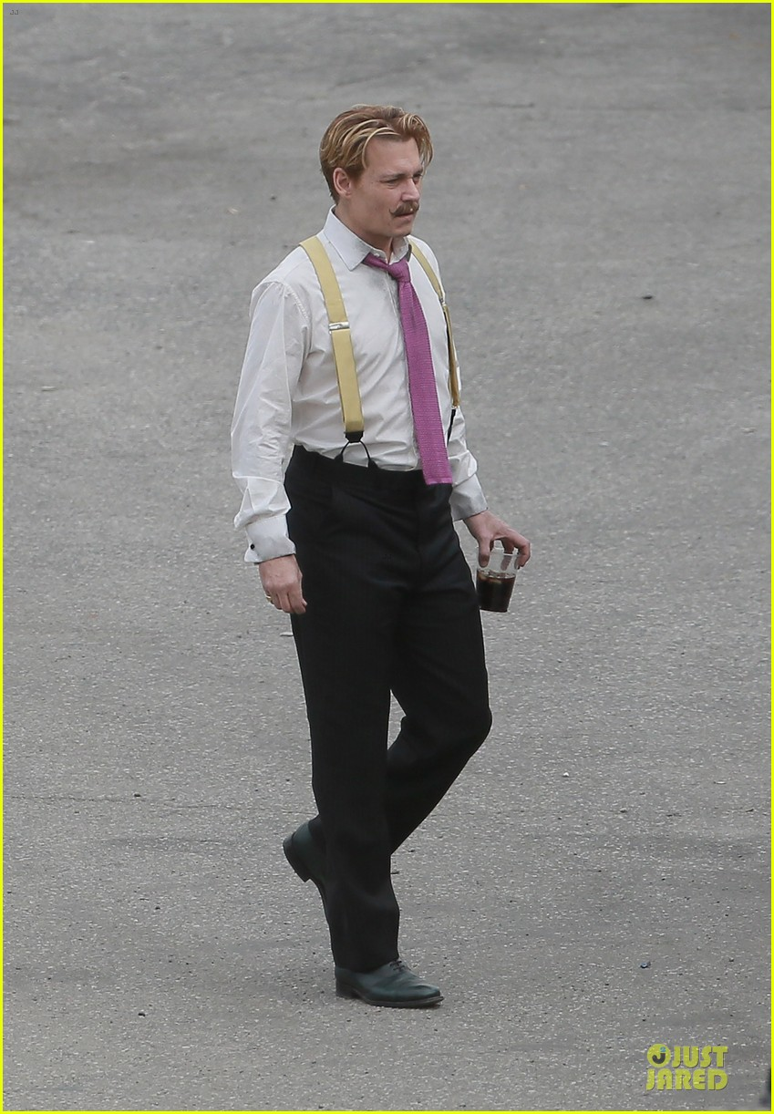 gwyneth paltrow mortdecai scenes with johnny depp 133024808
