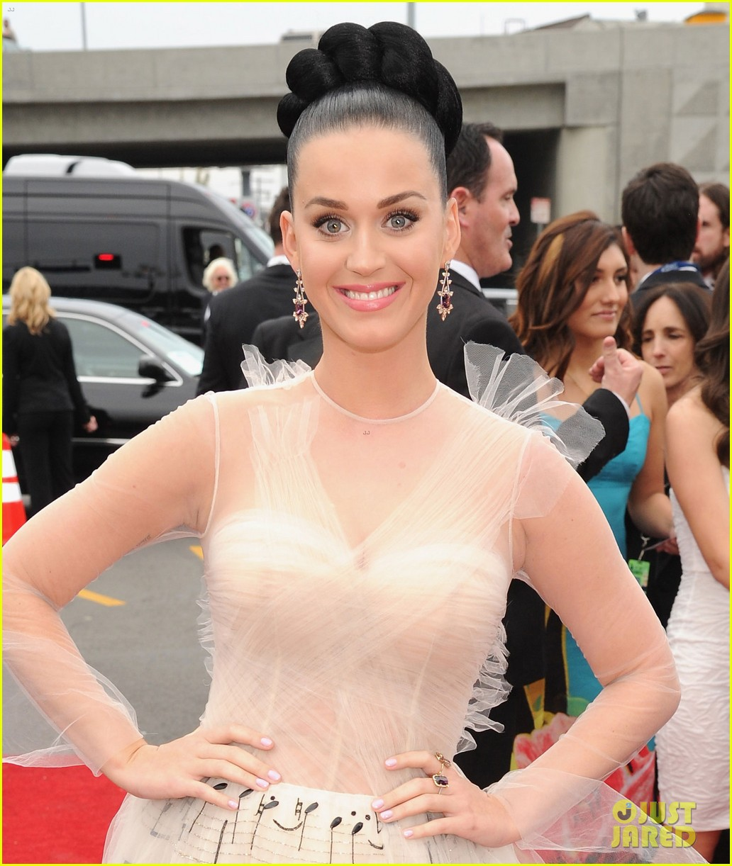katy perry grammys 2014 red carpet 043041043
