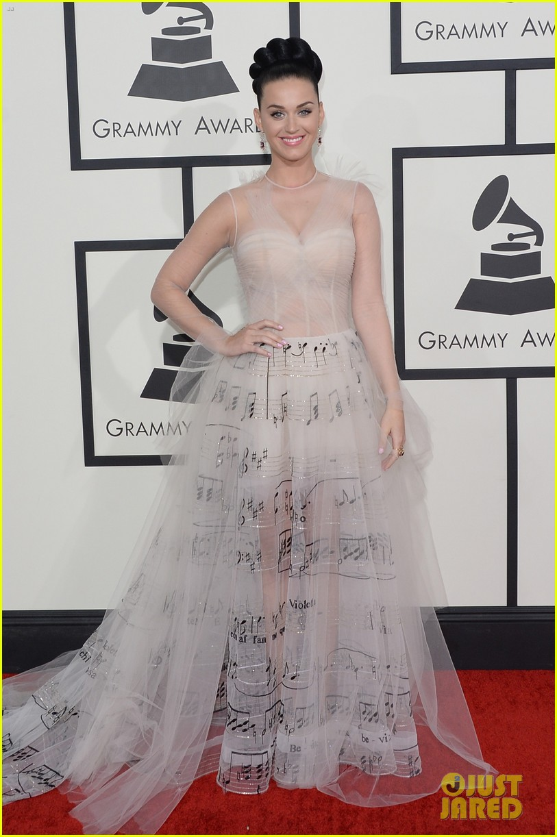 katy perry grammys 2014 red carpet 153041054