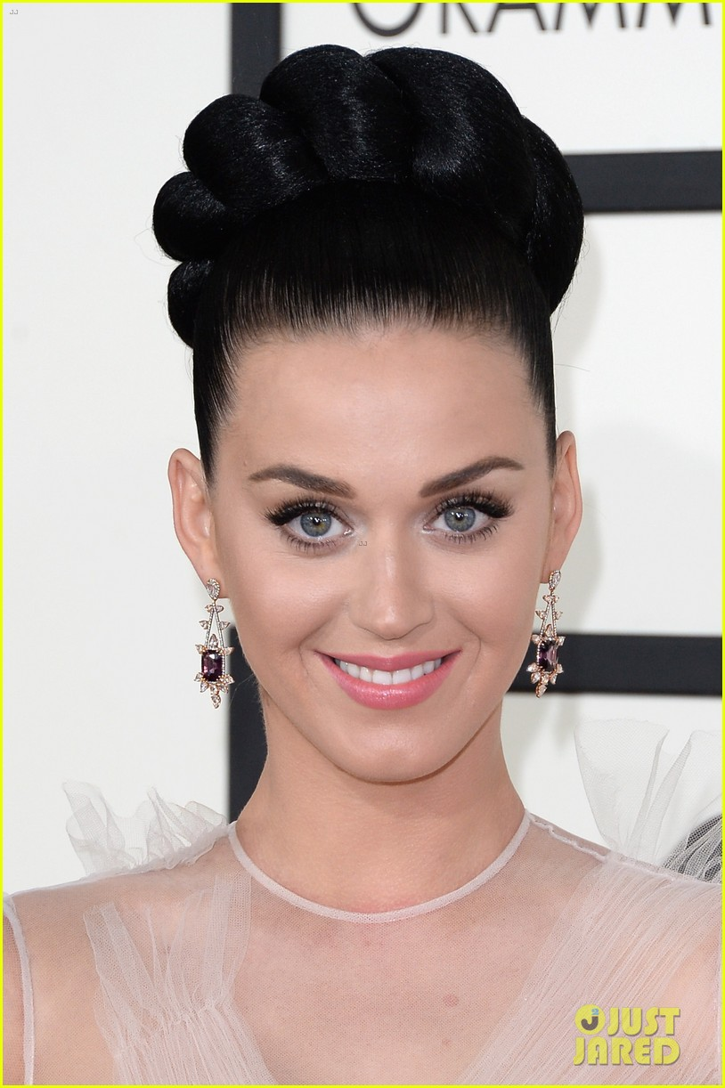 katy perry grammys 2014 red carpet 16