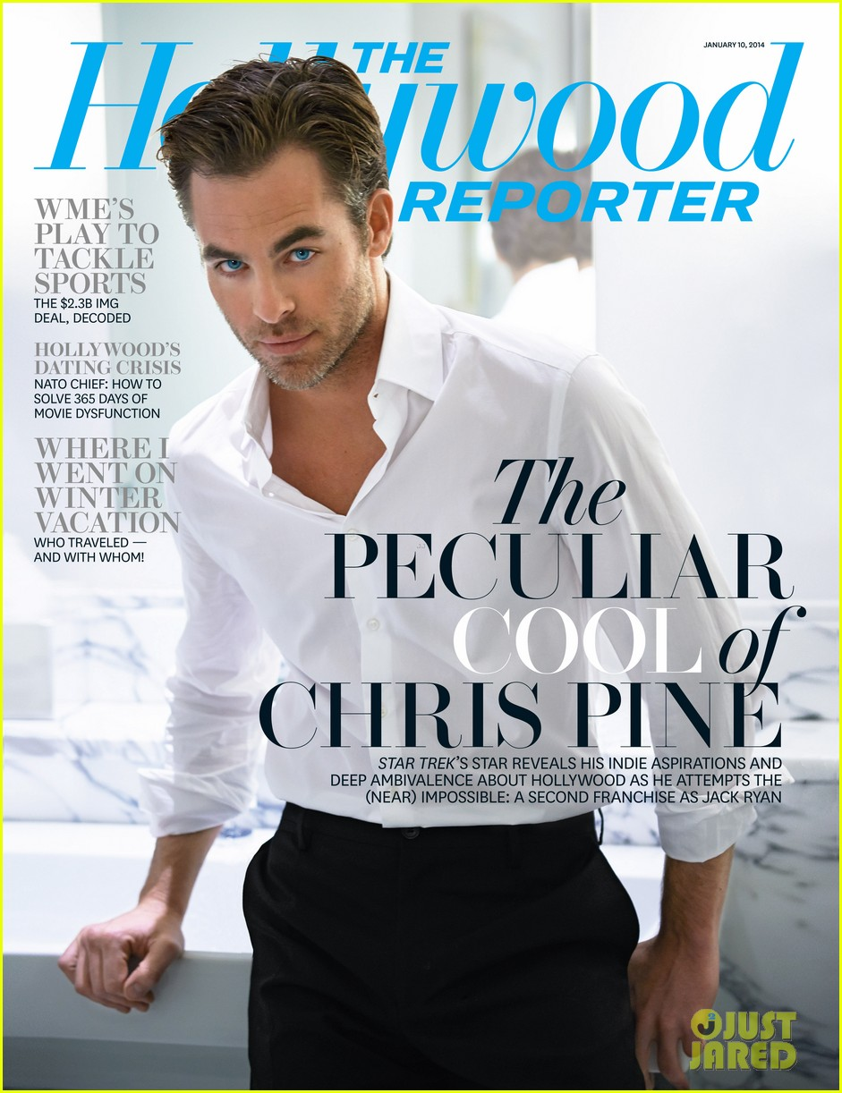 chris pine covers the hollywood reporter 043021573