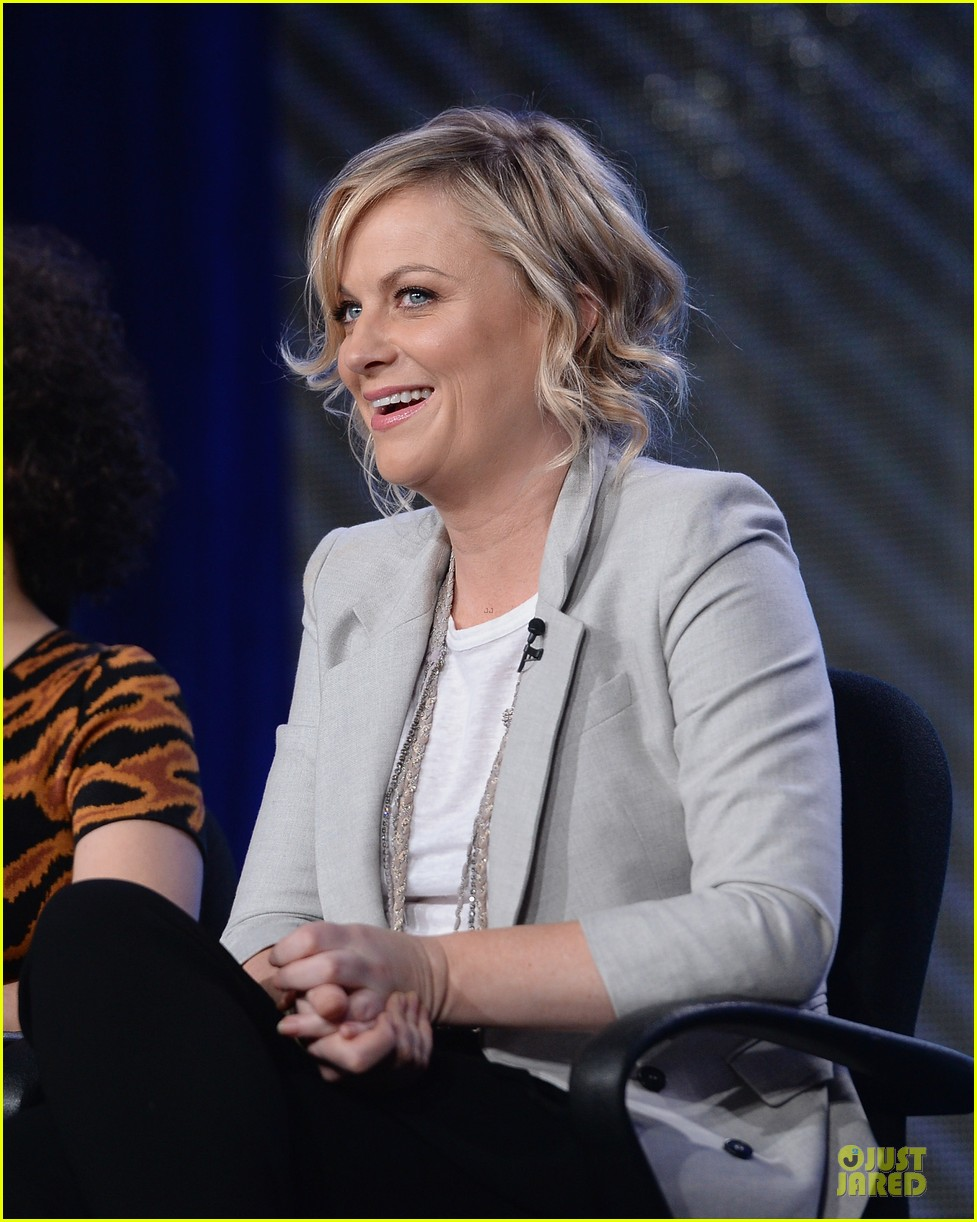 amy poehler comedy central tca winter tour panel 113027465