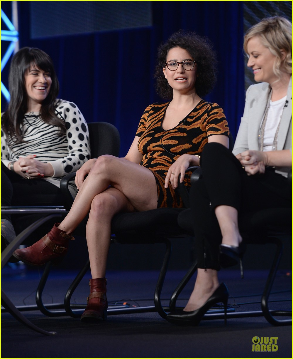 amy poehler comedy central tca winter tour panel 15