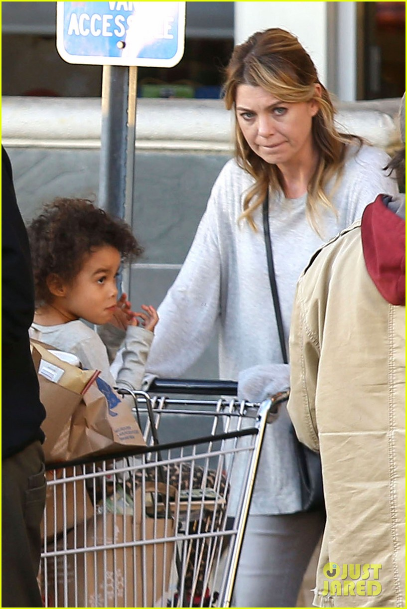 ellen pompeo spills her coconuts in whole foods lot 083024483