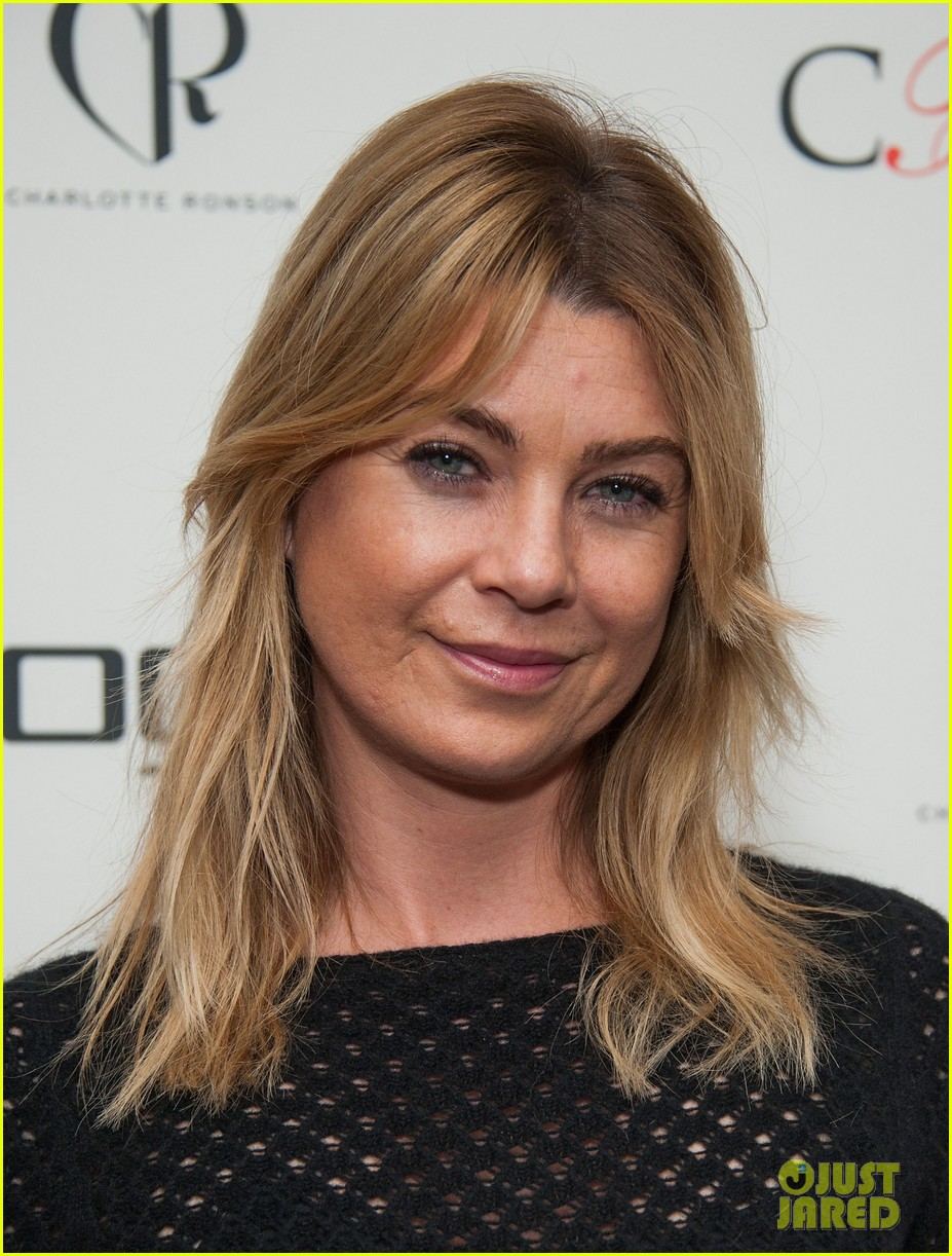 ellen pompeo vogue eyewear event 173031959