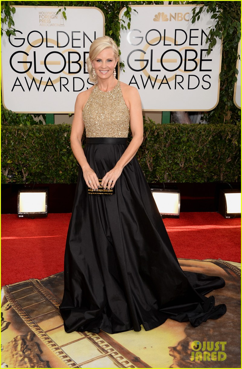 monica potter golden globes 2014 red carpet 033029069