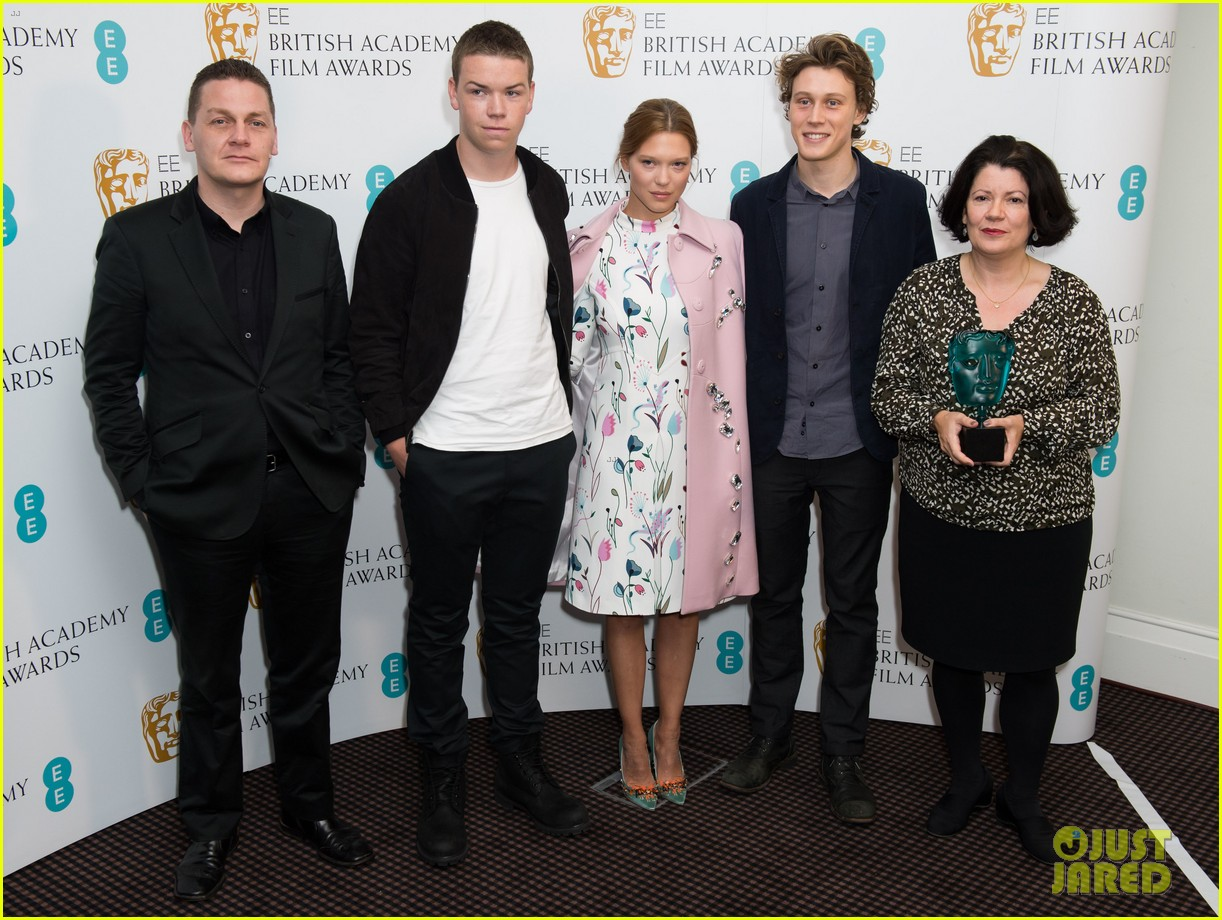 lea seydoux will poulter announce the bafta rising star nominees 123023602