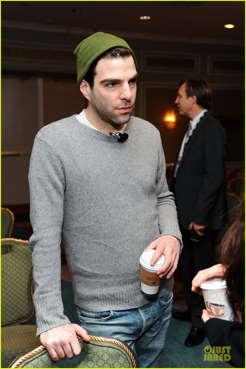 zachary quinto global performing arts conference 09