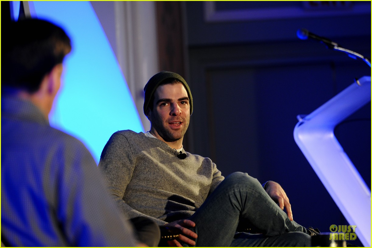 zachary quinto global performing arts conference 153027829
