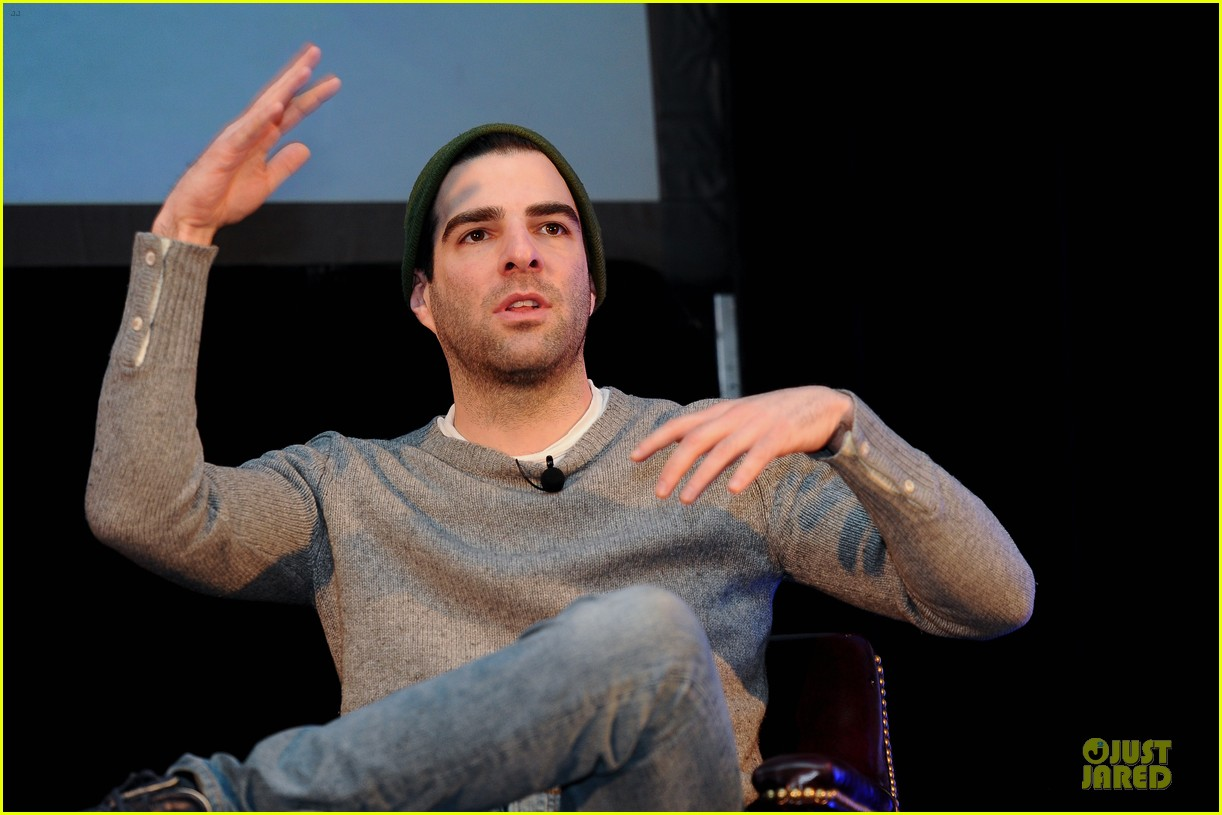 zachary quinto global performing arts conference 22