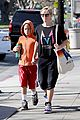 reese witherspoon busy saturday with son deacon 10